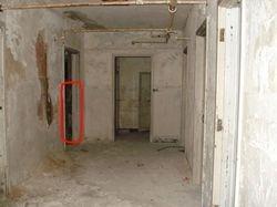 3rd floor near operating rooms.